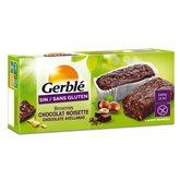 Gerblé Brownie Choco noisette Gerblé - 150g