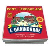 E. Graindorge Pont l'Evêque Graindorge 360g