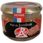 Stéphan Pâté de jambon Label Rouge Stéphan - 180g
