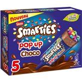 Smarties Smarties Pop up chocolat 5x52g