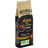 Naturela Café moulu Pérou Naturela 100% arabica bio - 250g