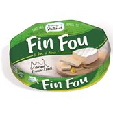 Paysange Fromage Fin Fou Fromagerie Milleret - 180g