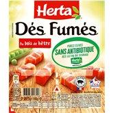 Herta Dés fûmés sans antibiotiques Herta - 150g