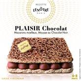 Labeyrie Plaisir au chocolat Lenôtre Macaron et Mousse - 405g
