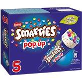 Smarties Glace Pop up Smarties x5 - 260g