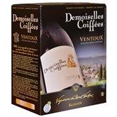 Ventoux Vin rouge Demoiselles coiffées Ventoux - Bag In Box 5L