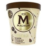 Magnum Pot de glace Magnum Cookwhit chocolat - 300g