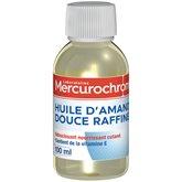 Mercurochrome Huile Mercurochrome d'amande douce raffinée - 100ml