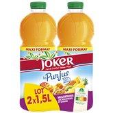 Joker Pur Jus Multifruit Joker 2x1.5L