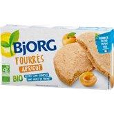 Bjorg Biscuits fourrés Bjorg Abricot - 175g