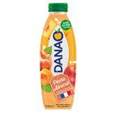 Danao Boisson au jus de fruit et lait Danao Pêche Abricot - 900ml