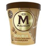 Magnum Glace en pot double Gold Magnum Caramel  440ml