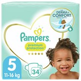 Pampers Couches Pampers Premium T5 - x34