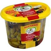 Croc' frais Olives entières Croc Frais A la provençale - 550g