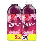 Lenor Liquide adoucissant Lenor Coup de foudre - 1.794L